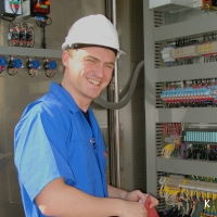 Robert Milne,   Trainee Commissioning Engineer
